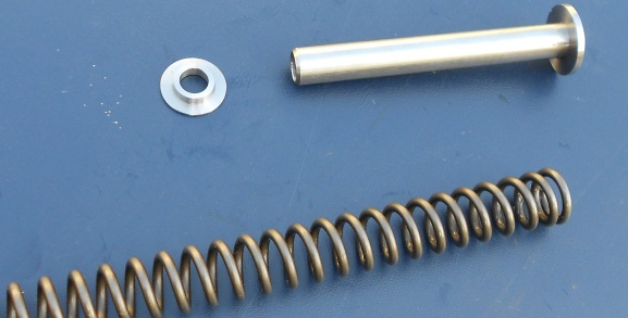 Tuning Kit Spring Guide de coupe pour Diana RWS 48 52 14.40 54 mm