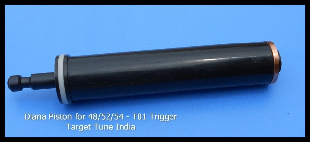 Piston for Diana D48 D52 and D54 for T01 - Target Tune India
